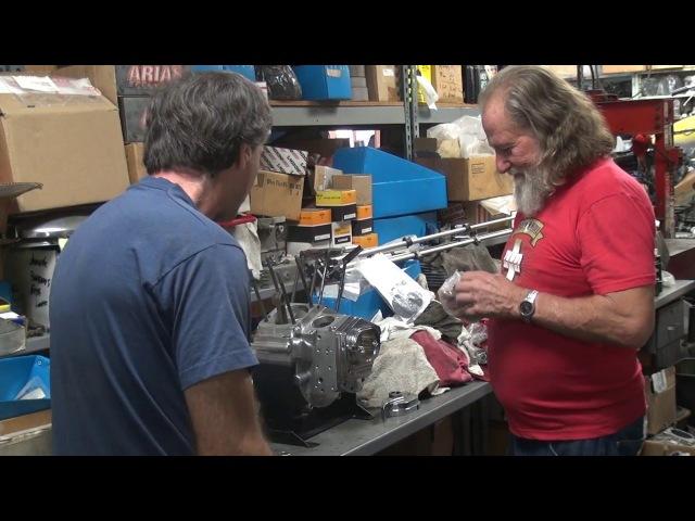 88ci evo 105 assembling a swapmeet special pieced together motor 1984 1999 tatro machine