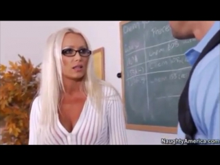 Diana doll johnny castle - my first sex teacher.