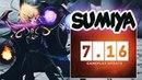 SUMIYA Invoker NEW 7.16 Patch, Cataclsym Triple Kill, Invis Combo Kill on BH - IMBA Dota 2