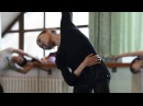 Разминка балерины