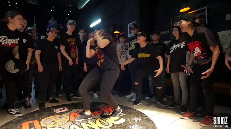 BABY G BOX vs KORIZA PEACE DANCE 7