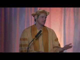 Великолепный Джим Керри и его вдохновляющая речь перед выпускниками 2014 г.!