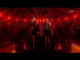 """Belle Voci с кавером песни Skyfall на полуфинале шоу """"Голос"""""""