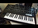 Sequential Circuits Pro-One Synthesizer Demo