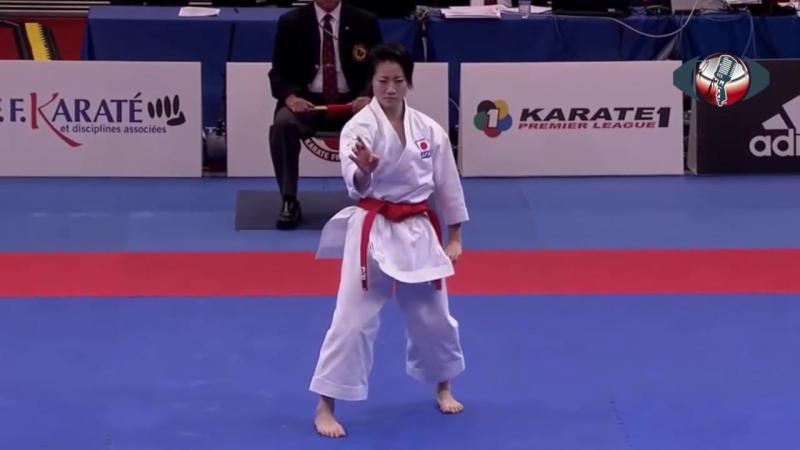 OPEN PARIS 2017 FINAL - KATA - HIKARU ONO (JPN) vs SANDY SCORDO (FRA)_01
