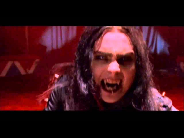 Видео Cradle Of Filth - Born In A Burial Gown HDTV (Official Music Video) HD смотреть онлайн