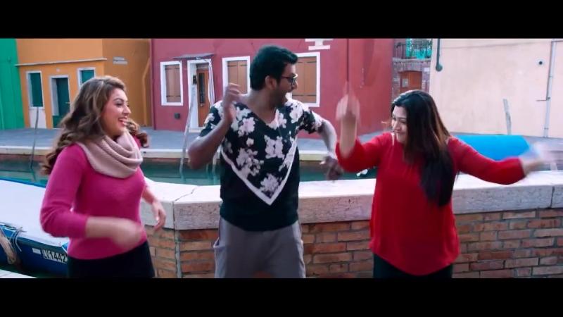 Aye Aye Aye Official Video Song Aambala Vishal Hansika Sundar C Hiphop