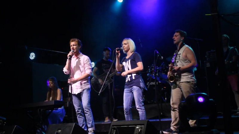Band Hearts of 7 MuzShok Summеr drive party