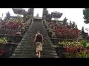 Пустынный Храм Бесаких на Бали в зоне эвакуации