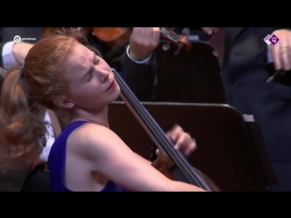 Haydn Cello Concerto No. 1 in C major - Harriet Krijgh - Live Classical Music C