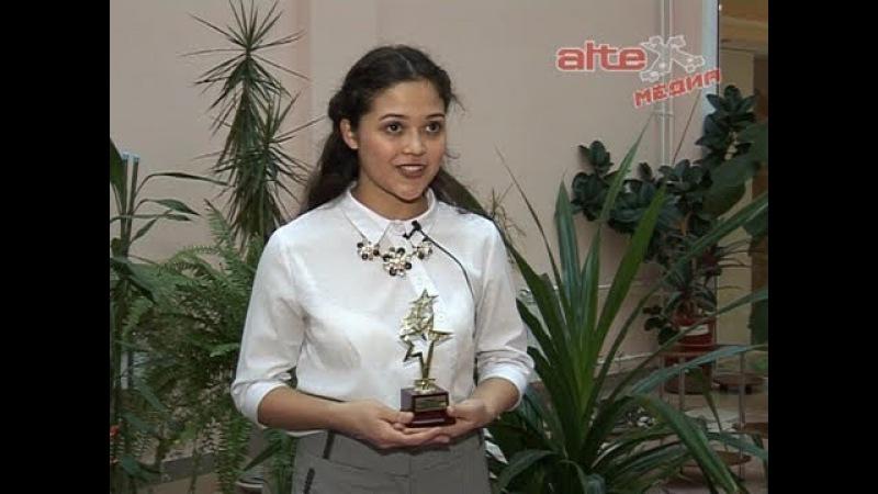 Победительницей конкурса Ученик года - 2018 стала ученица лицея №21