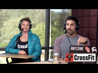 CrossFit Podcast Shorts: Spikeball with Tommy