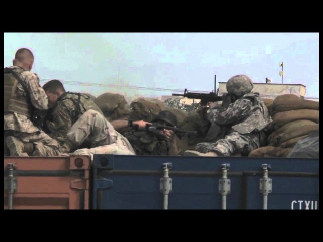 Attack on U S Embassy in Kabul Afghanistan Sept 13 2011 Part 1