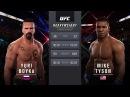 EA SPORTS UFC 2 Yuri Boyka v Iron Mike Tyson Championship Bout