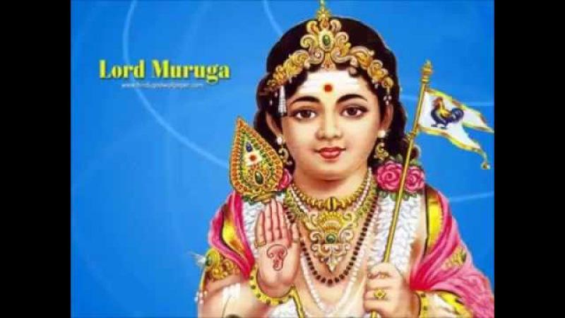 Kanda Muruga Varuvaaye by Saminaden Mootoosamy
