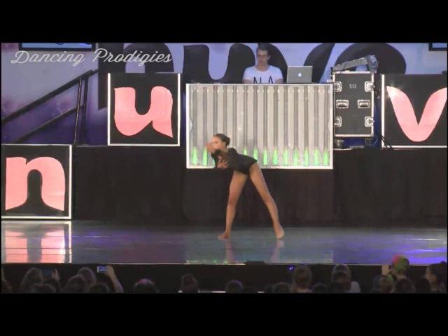 Sophia Lucia | Performance as Junior Female Best Dancer