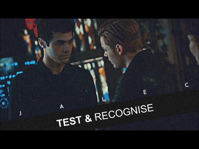 Jalec ‣ Test Recognise