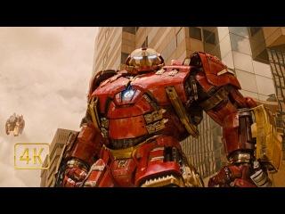 Халк против Тони Старка в броне Халкбастер (Вероника).Я нечаянно. Мстители: Эра А ...