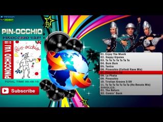 Pin-Occhio - Albums Collection (Pinocchio Vai!! + 2 Singles)