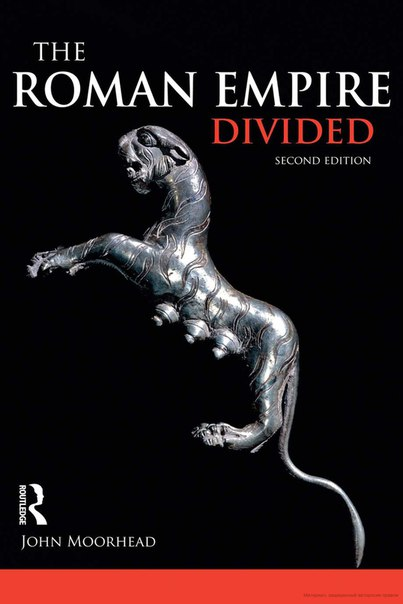 The Roman Empire divided, 400-700