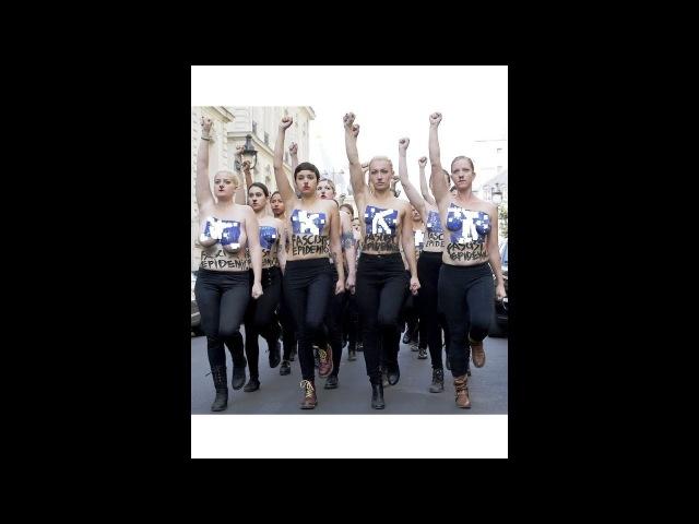 Вся Правда о Празднике 8-Марта! День Борьбы За Свободу Бешеных Голожопых Сероводородных Проституток!