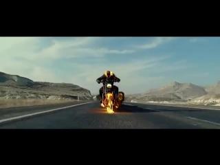 Слушать Dredving Клип на фильм Призрачный Гонщик 2 в формате mp3 в хорошем качестве 320