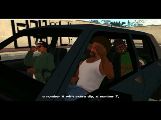 I'll have two number nines (best big smoke moment in gta sa).mp4