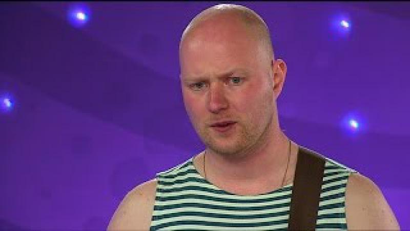 Oleg gör succé hos Idoljuryn med Electropop i Idol 2011 Idol Sverige TV4