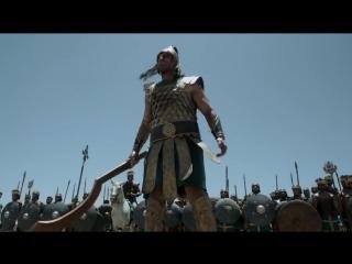 Битва Давида против Голиафа