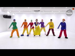 Bangtan bomb   'gogo' dance practice (halloween ver.) bts