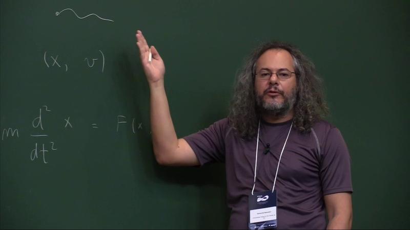 31º CBM Uma breve introdução à Matemática da Mecânica Quântica Aula 01