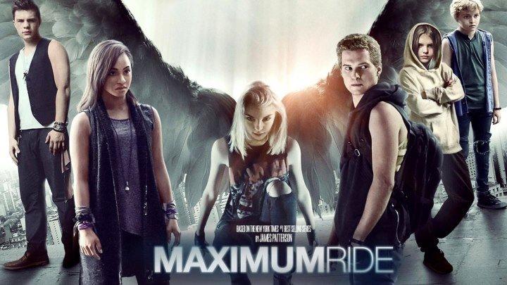 Охота на ангелов (2016) фантастика, фэнтези, боевик, триллер, комедия, приключения
