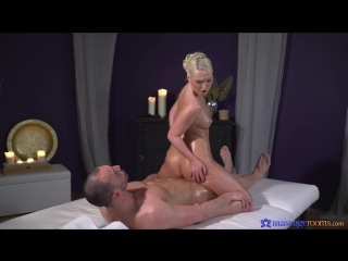 Lovita fate oiled firm young blonde masseuse ()