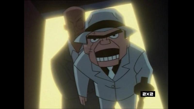 Бэтмен Рыцари Готэма Сезон 1 Эпизод 4 Ничего не бойся