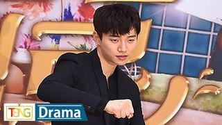 2PM JUNHO(준호) 'Wok of Love'(기름진 멜로) 제작발표회 -Photo Time- (장혁, 정려원, SBS Drama)