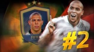 FIFA 18 ПУТЬ К РОНАЛДО 96 #2
