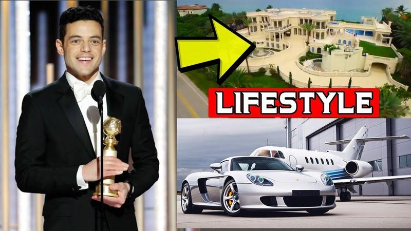 Rami Malek (Golden Globes Winners) Lifestyle, House, Cars, Family, Girlfriend, Net Worth Biography