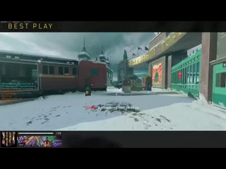 One of my best plays to date. Black Ops 4