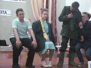 Ботово. Фестиваль. Отрывок из спектакля по В.Шукшину. #ВидеоМИГ