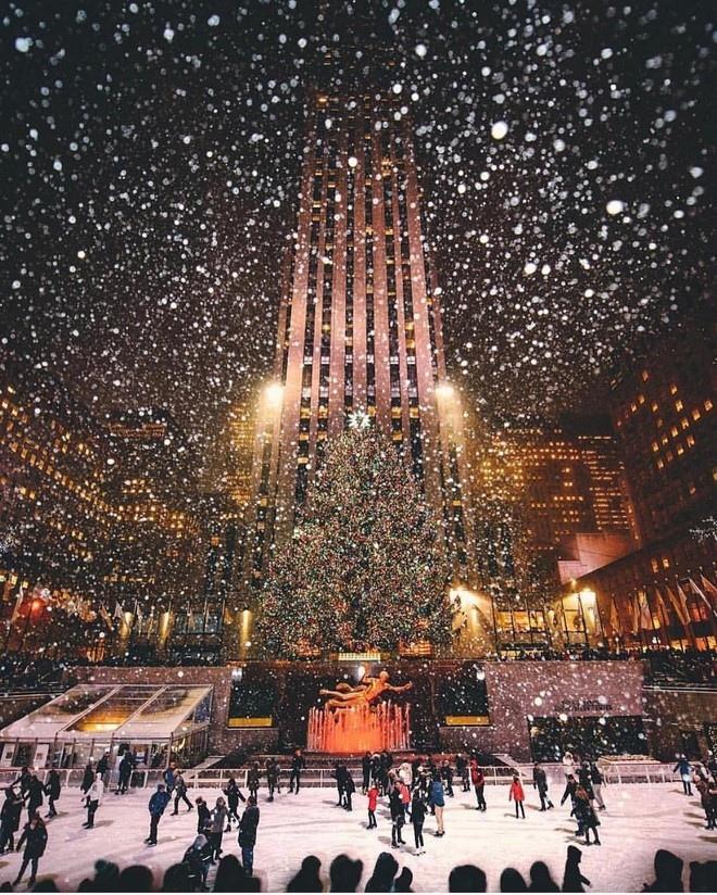 30 лучших фото рождественских Нью-Йорка, Парижа, Стокгольма и других красивых городов, изображение №3
