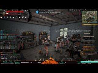 BDO Remastered Ultra Live Stream / Гамаем в БДО / Joom_lv vs Black Desert Online / EU / LIVE