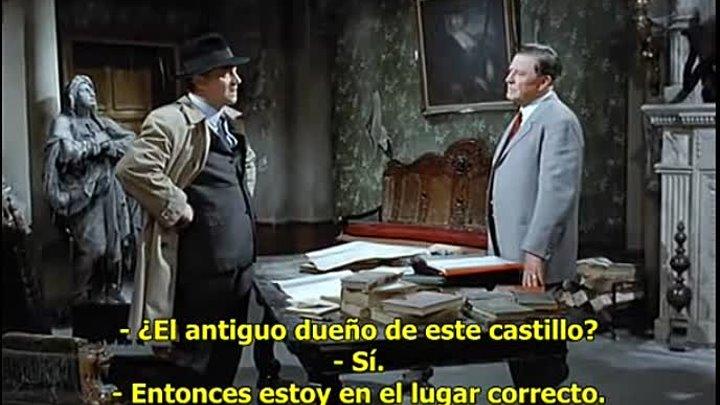 El monstruo del castillo de Blackwood 1968 Alfred Vohrer