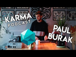 KARMA PODCAST 6 - PAUL BURAK (video)