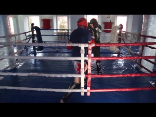 1.Спаринг- Бокс