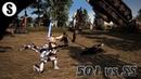501 ЛЕГИОН КЛОНОВ ПРОТИВ ЭЛИТНОЙ ДИВИЗИИ SS Men of War Assault Squad 2 Star Wars - Galaxy at War