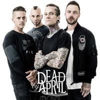 Логотип Официальный Росcийский Фан-Клуб Dead by April
