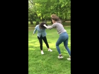 Scouse possibly girls fighting