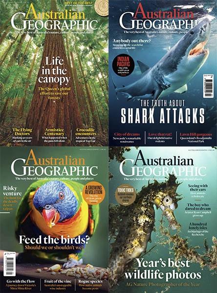 Australian Geographic 01.02 2018