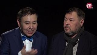 Багдаев: в гостях Ильдар  Ягафаров
