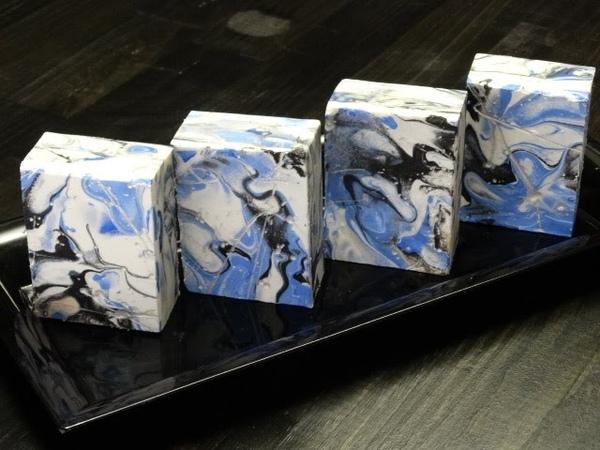 Bisbee Blue by Black Cat Blues-Premium Hand Made Art Soap